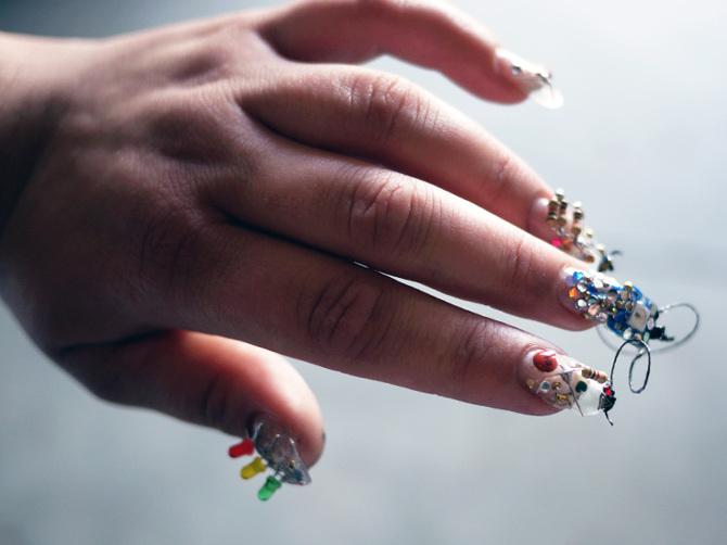 Useless Wearables: Bespoke Sensor Extensions - Future of Wearable ...