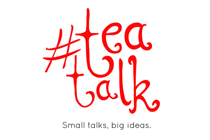 Image result for tea and talk